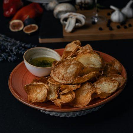 домашни пържени картофки